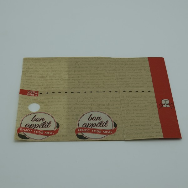 Snack Bag Pure Paper