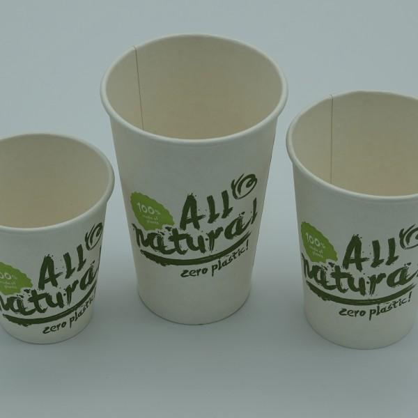 Bio Kaffeebecher | Zero Plastik 0,2 - 0,4l