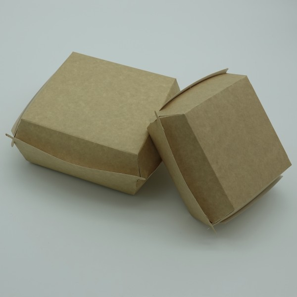 Hamburger Box mit Klappdeckel Easy Line