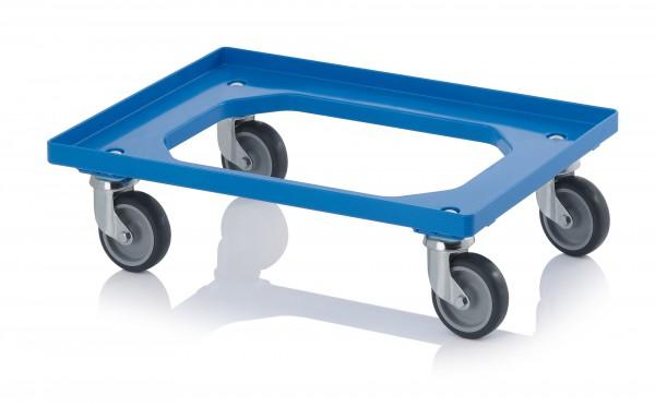 Transportroller kompakt mit Gummiräder